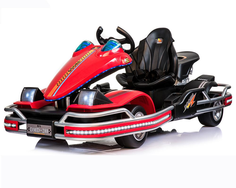 Gas go karts for adults