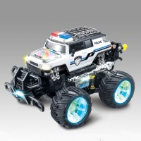 ���������������� ���������� ���������� Acrobatic Dancing Police Car 1:14 - 333-542B