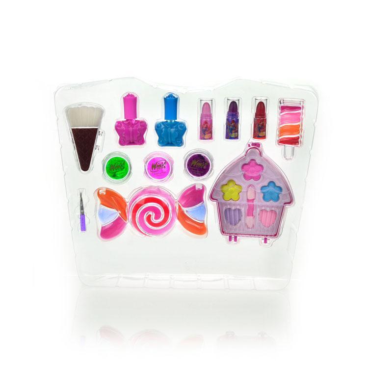 купить набор детской декоративной косметики winx