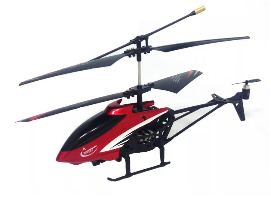 Радиоуправляемая игрушка Властелин небес Вертолет СТРЕКОЗА - BH 3370