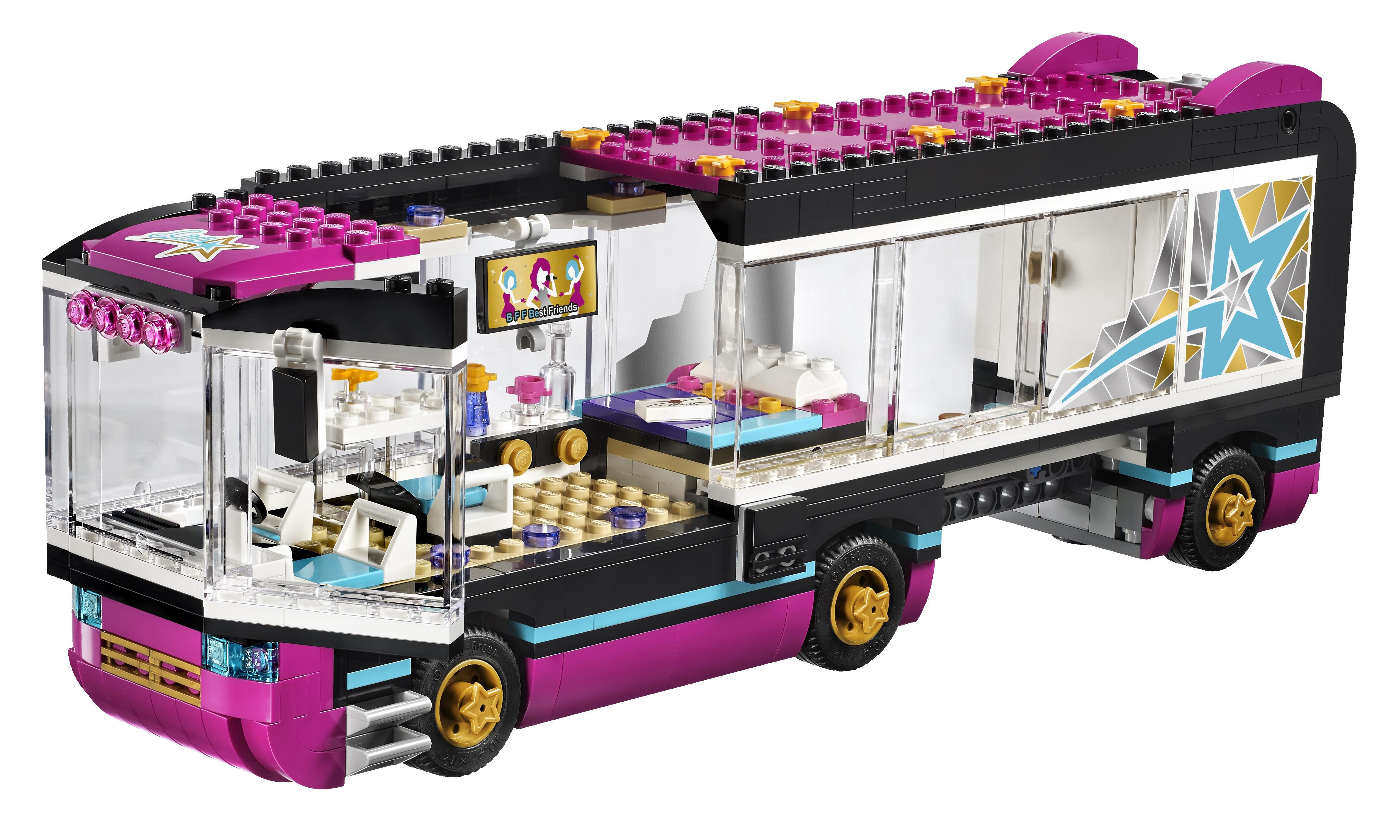 Лего френдс поп звезда картинки