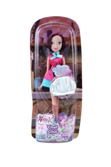 aeed1a172927 Кукла Winx Club Модный повар, Техна - IW01531806 | детские игрушки с ...