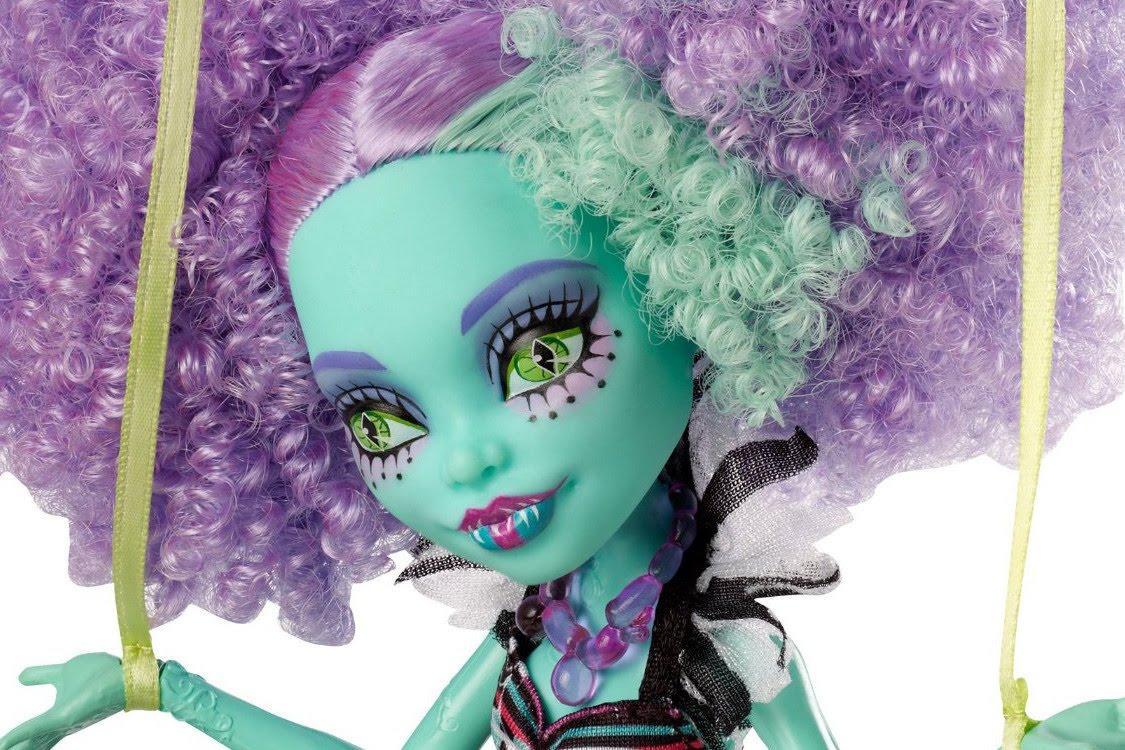 Кукла хани свомп картинки
