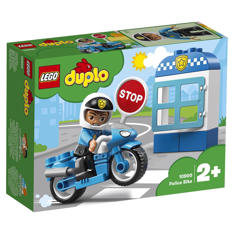 8689b62f4ca Конструктор LEGO Duplo Town Полицейский мотоцикл - 10900 | детские ...