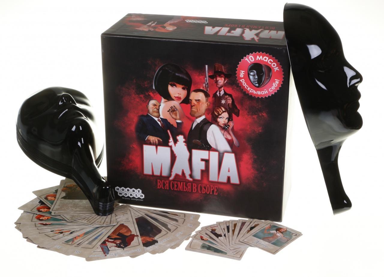 настольная игра мафия купить