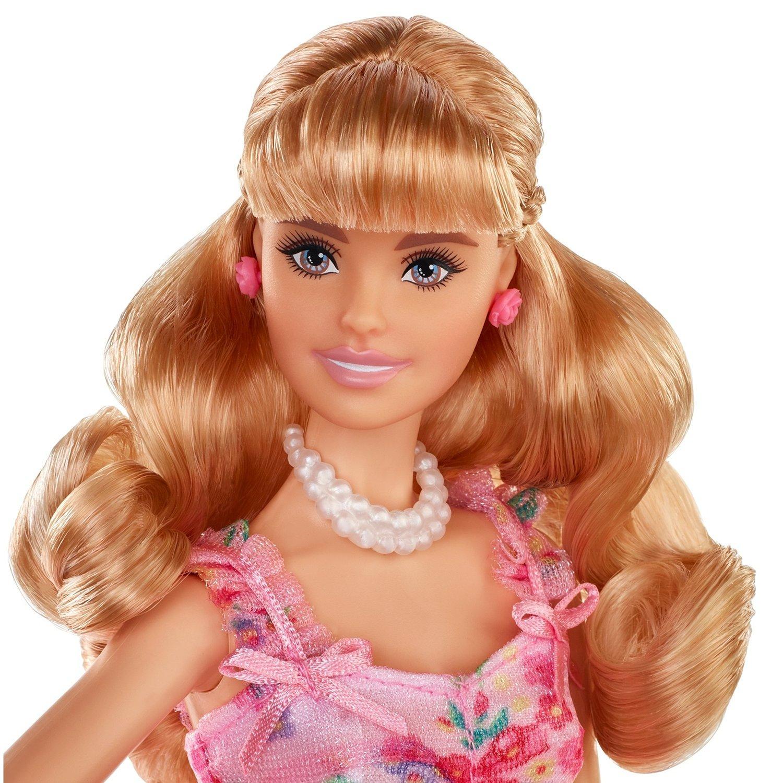 Поздравление от кукол барби