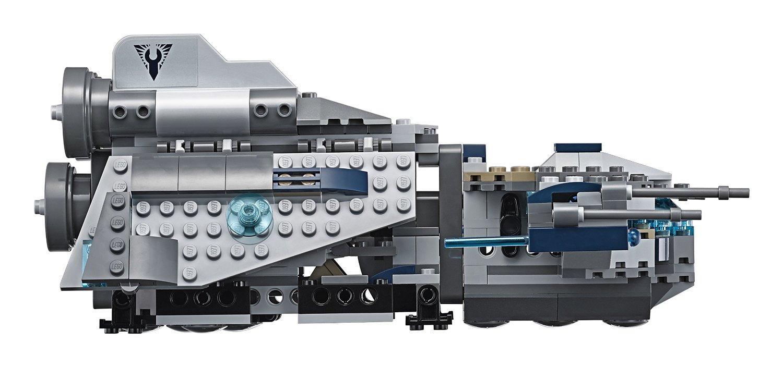 Lego star wars конструктор звездный мусорщик 75147