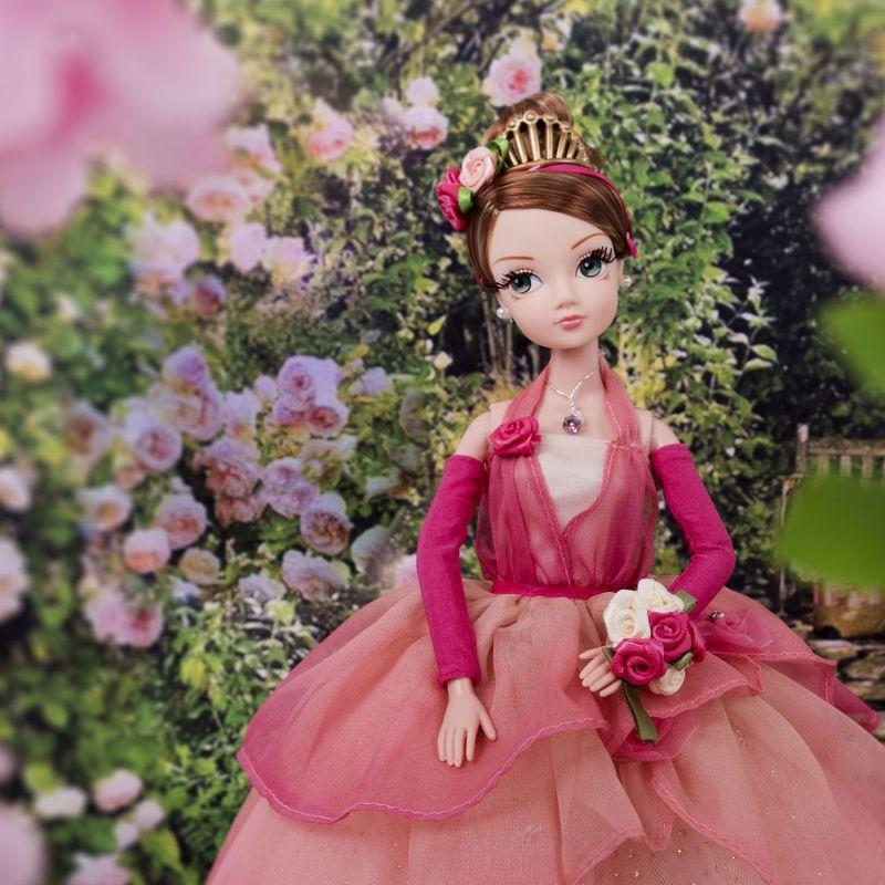 Кукла Gulliver Sonya Rose, серия  Gold collection , Цветочная принцесса -  R4403N 8eef5320642