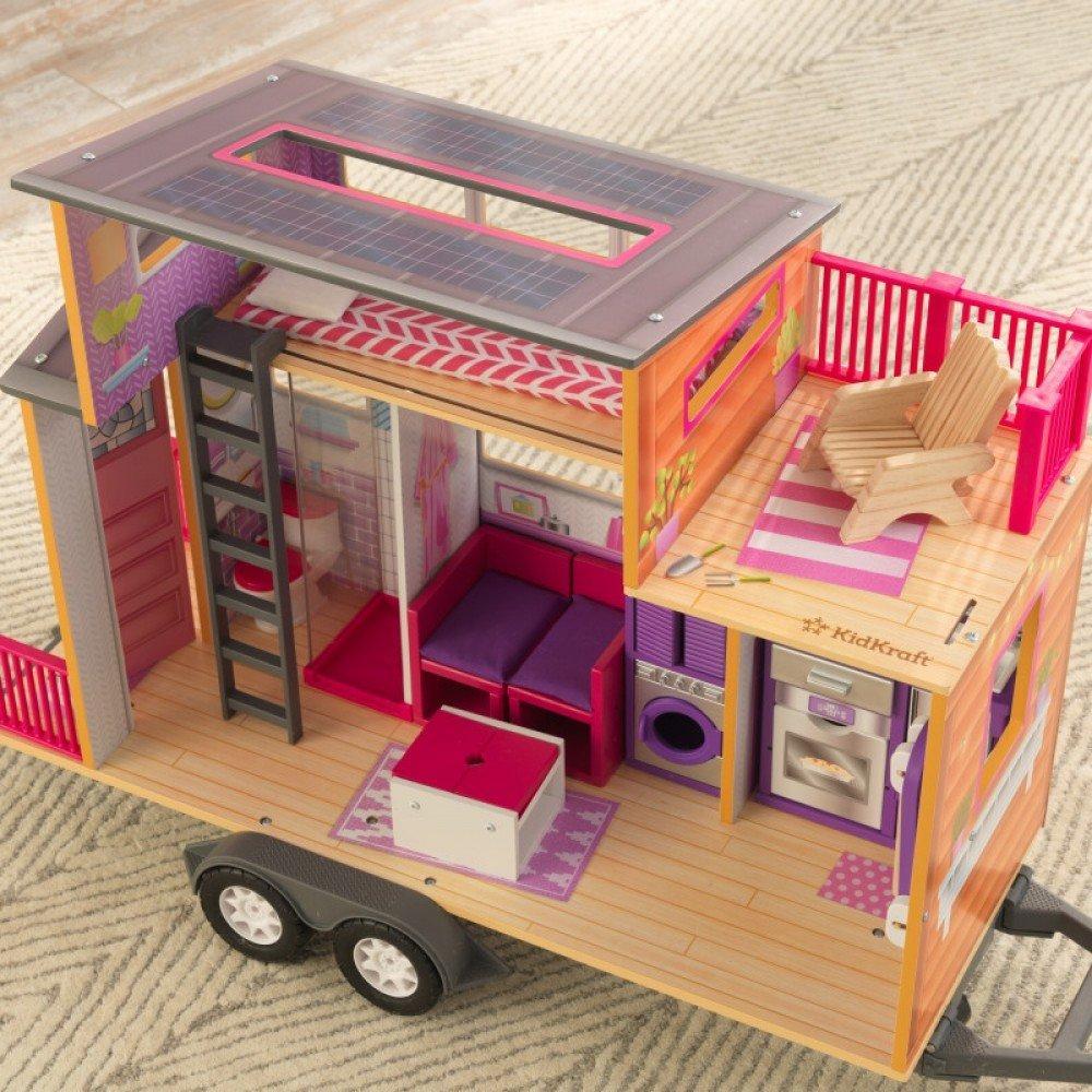 картинки игрушки домика на колесах в магазине центр парке множество видов животных
