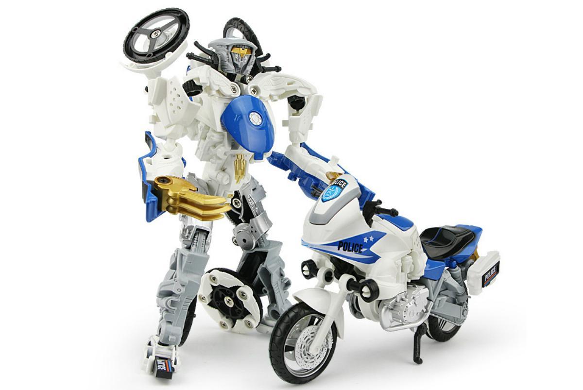 робот на мотоцикле картинки атже, мало