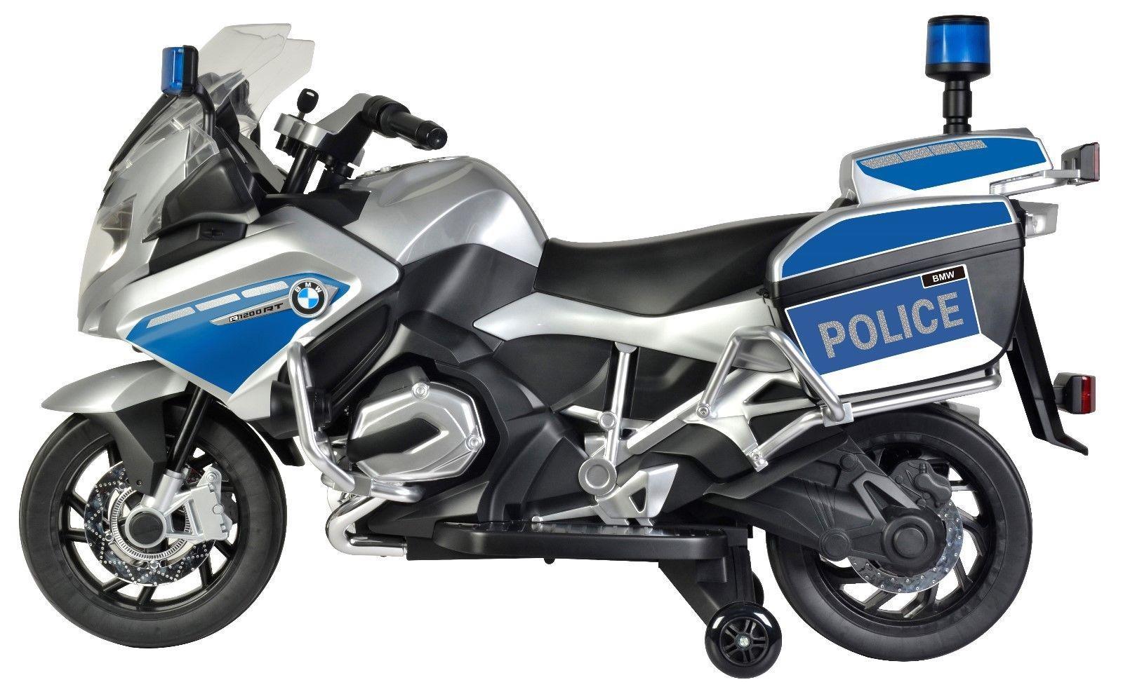 электромотоцикл Chi Lok Bo Bmw R1200rt P Clb 212 White детский