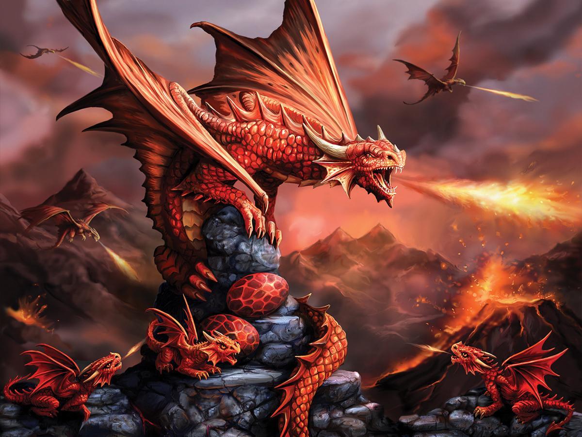 Красивые картинки драконы с детьми найти