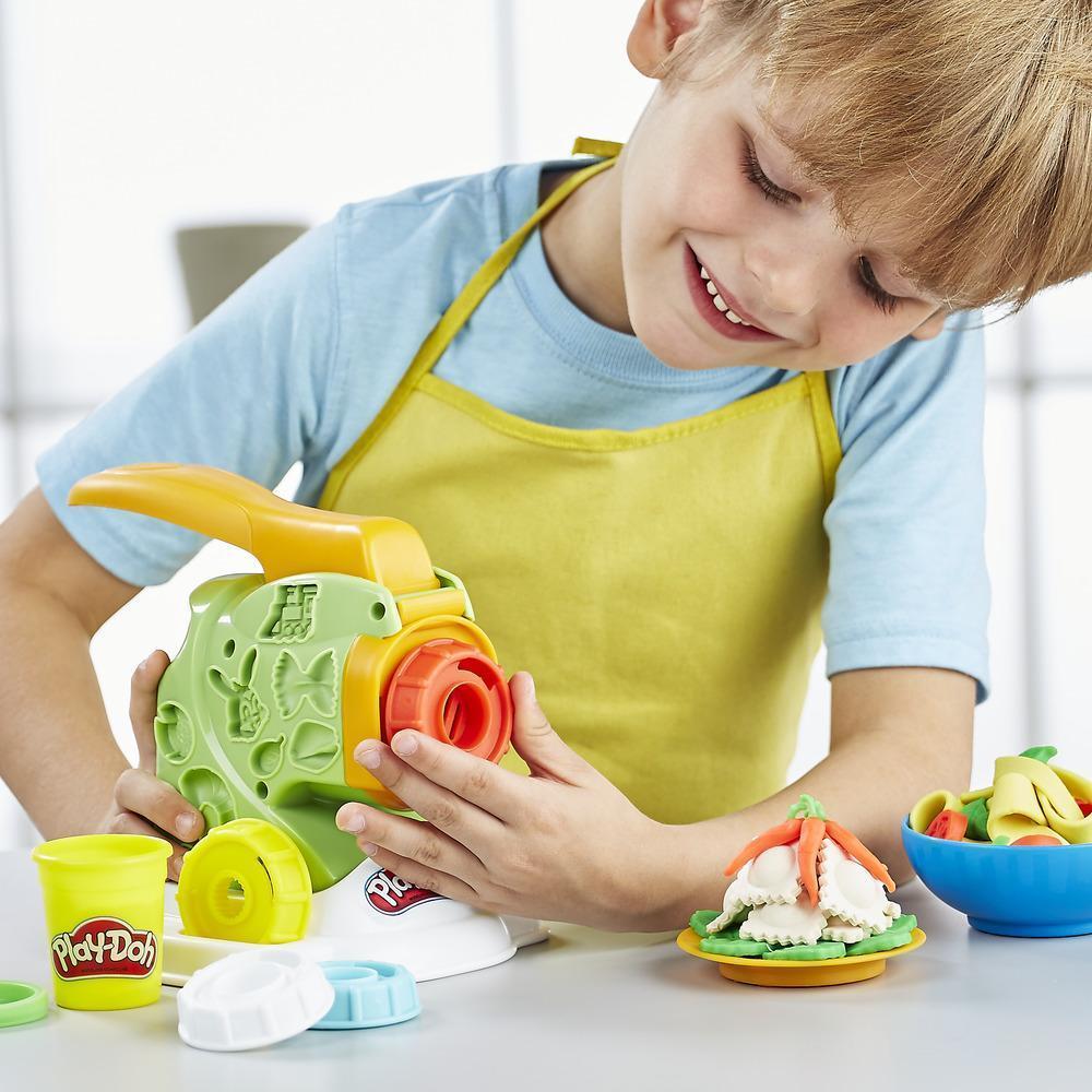 Самые популярные игровые наборы Play-Doh
