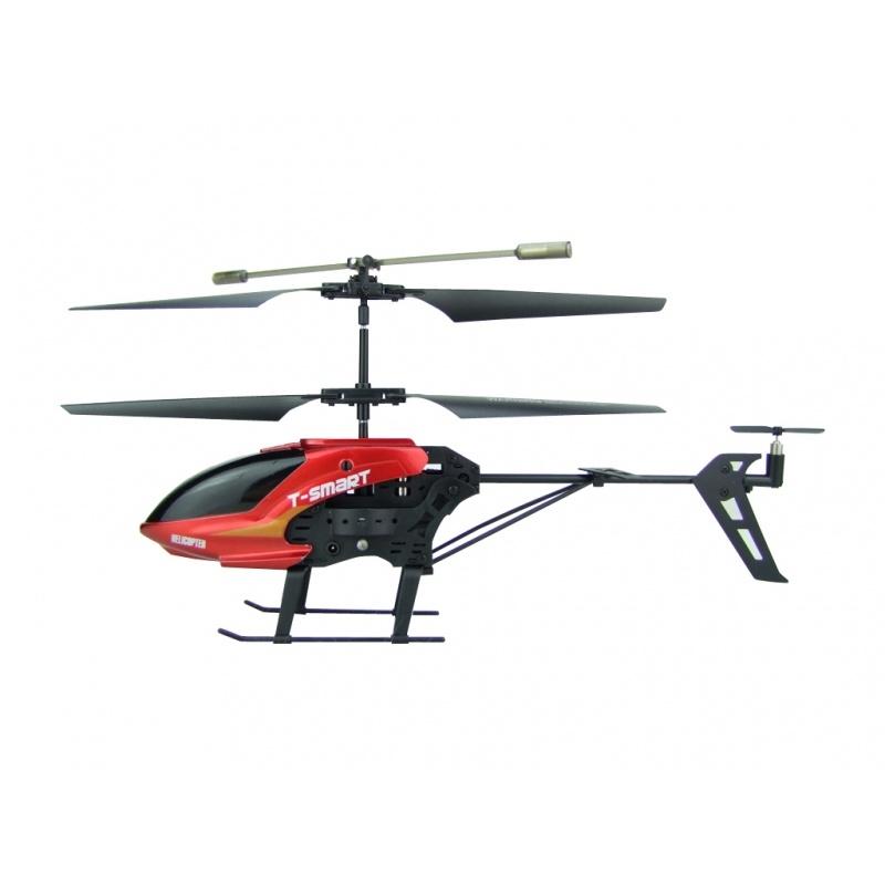 Радиоуправляемый вертолет XBM T-Smart 820 Helicopter ИК-управление -  T-Smart 820ID: 107090