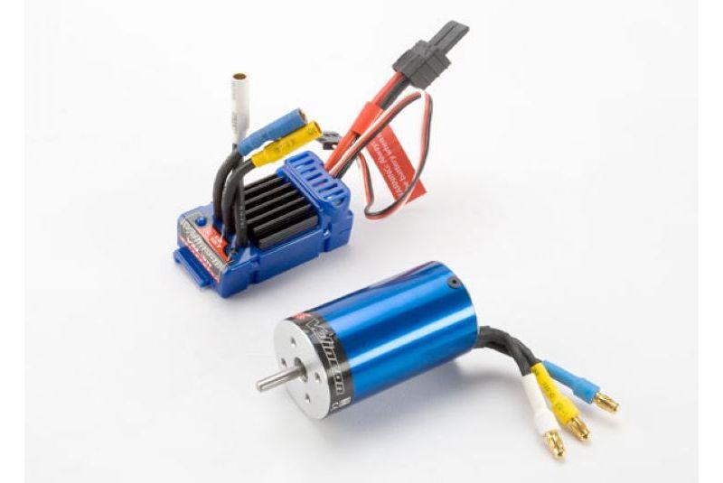 Электронный регулятор скорости VELINEON VXL-3M - TRA3370