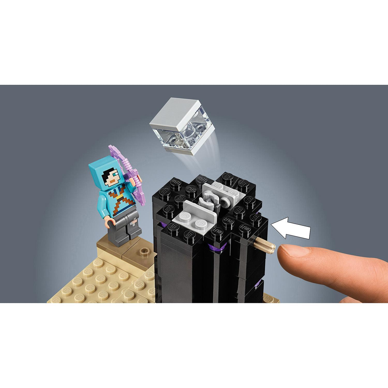f624026ad Конструктор LEGO Minecraft Последняя битва - 21151   детские игрушки ...