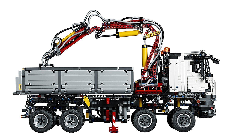 Конструктор Lepin Technic Монстр Трак 4x4 Crawler 1605 дет. 20011