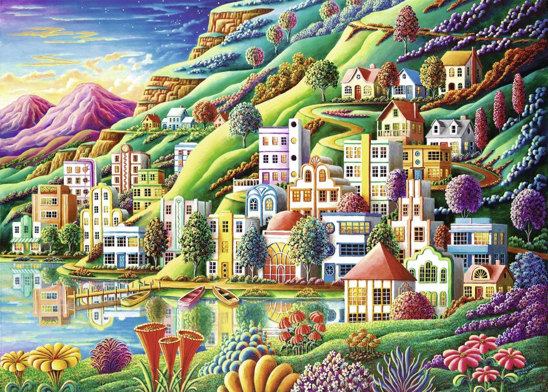 Картинки мечта и город