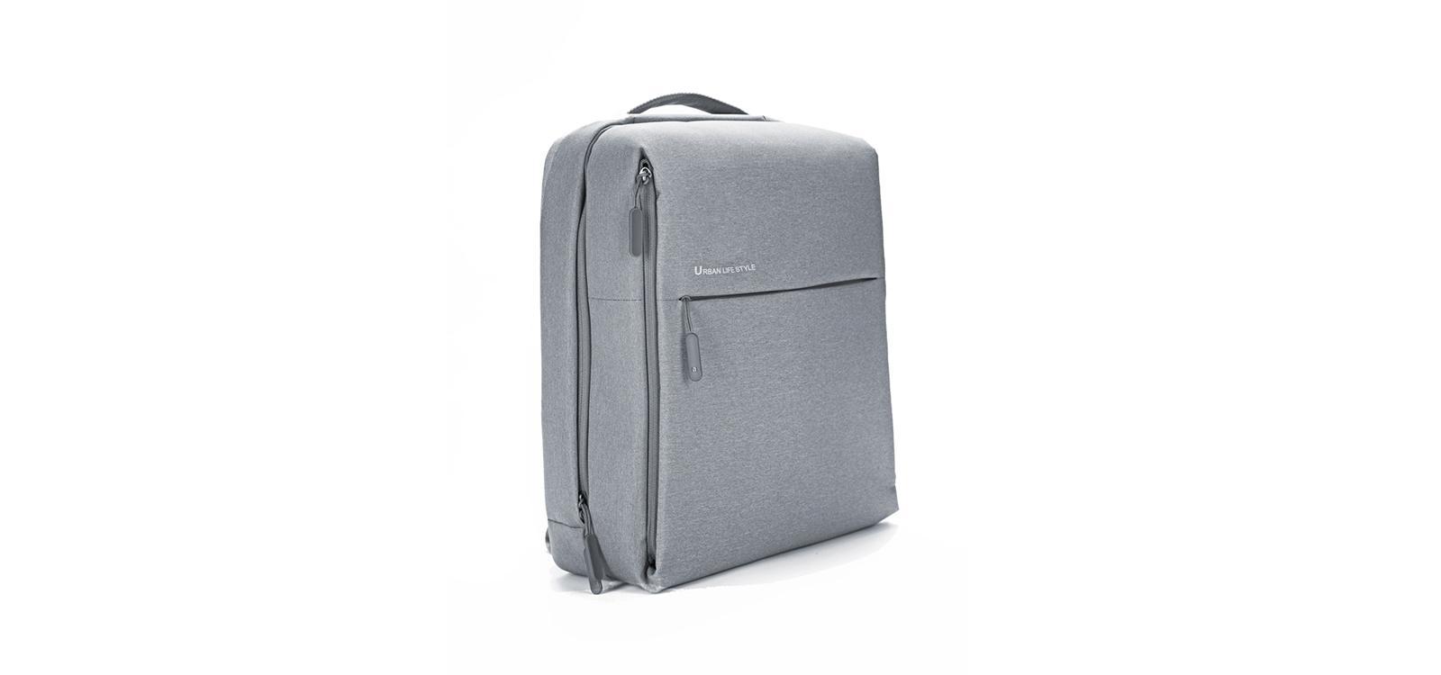 332962b222f0 Рюкзак Xiaomi Mi Minimalist Backpack Urban Life Style, grey - DSBB01RM