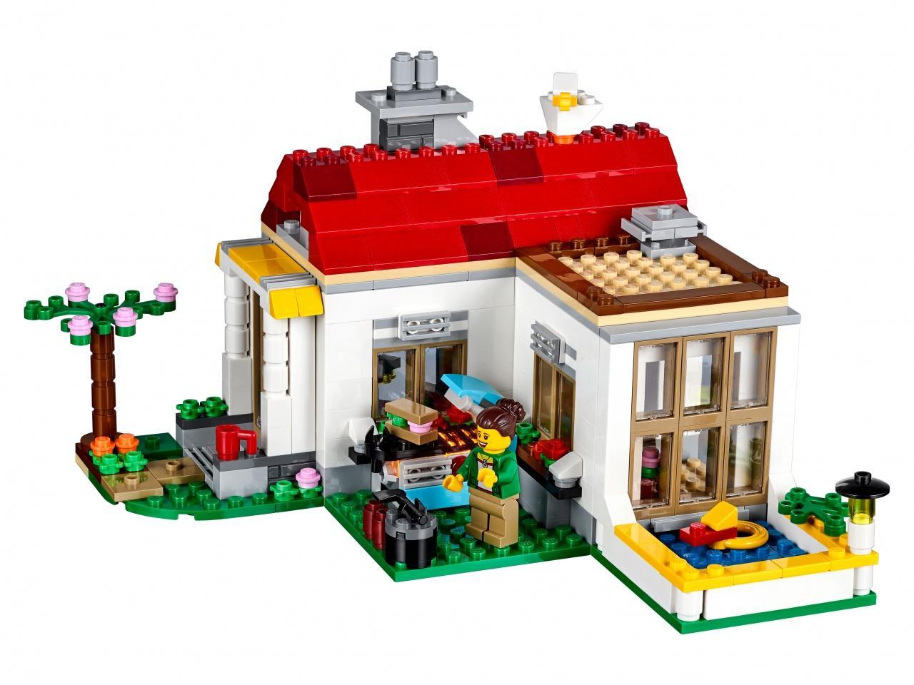 Дом из лего в натуральную величину фото фотографию