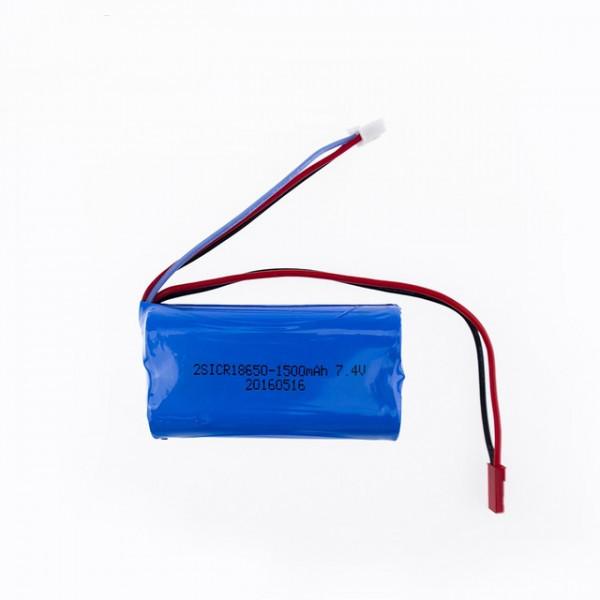 Аккумулятор LiIon 7.4V 1500mAh - WL912-25